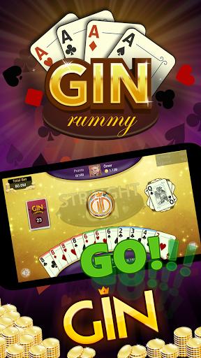 Gin Rummy - Offline Free Card Games 1.4.1 Screenshots 9