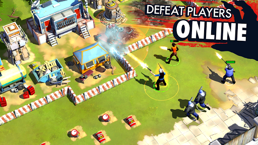 Zombie Anarchy: Survival Strategy Game  Screenshots 3