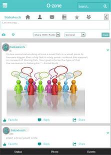 Sabakuch Social Networking