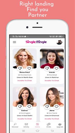 Mingle single dating updating resume for career change