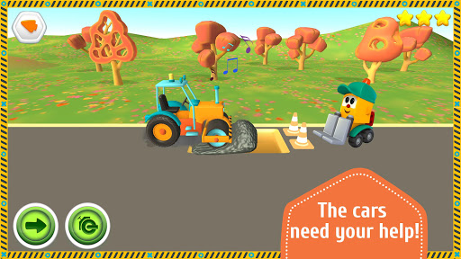 Leo the Truck and cars: Educational toys for kids 1.0.58 screenshots 7