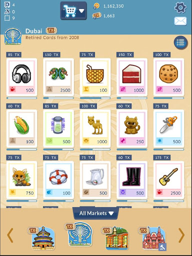 PackRat Card Collecting Game 2.0.26 screenshots 9