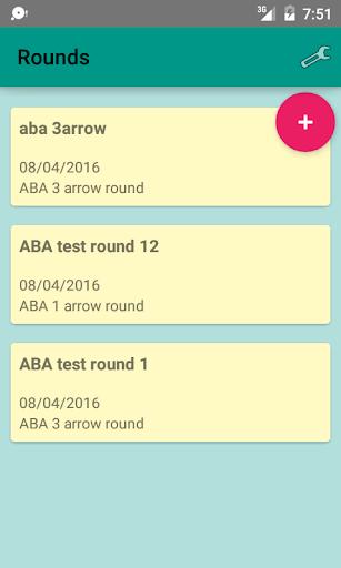 aba scoresheet free screenshot 1