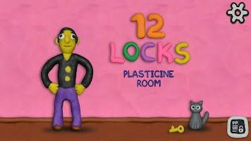 12 LOCKS: Plasticine room