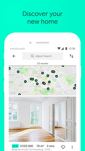 Download ImmoScout24 - House & Apartment Search mod apk 2
