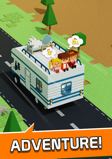 Build Heroes:Idle Family Adventure  screenshots 9