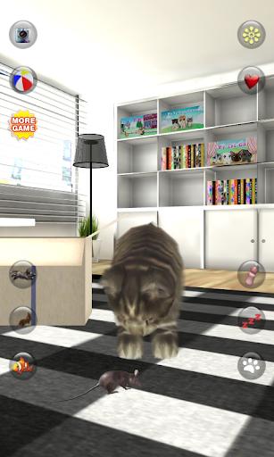 Talking Cat Funny screenshots 5