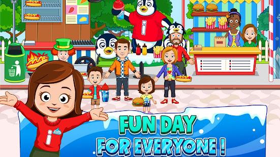 My Town: Fun Amusement Park Game for Kids - Free  Screenshots 4