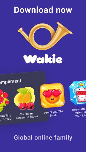 Wakie Voice Chat - Talk to Strangers 5.8.0 Screenshots 6