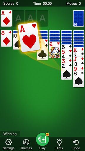 Solitaire - Classic Klondike Card Game apktram screenshots 9