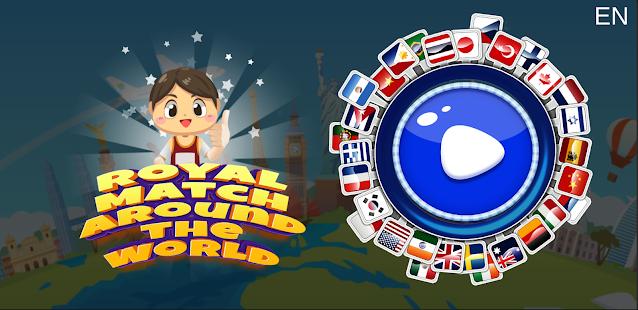 Royal Match: Around the World 8 screenshots 1