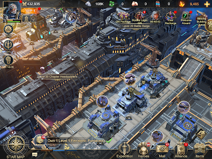Warhammer 40,000: Lost Crusade 1.0.1 Screenshots 8
