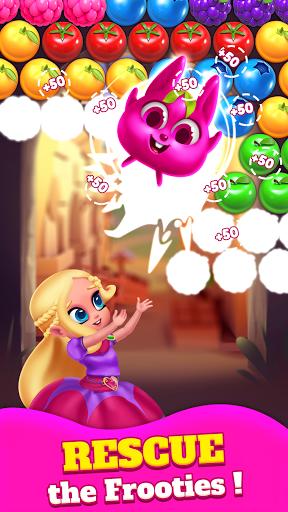 Bubble Shooter Princess Pop - Balloon & Ball Blast 5.3 screenshots 3