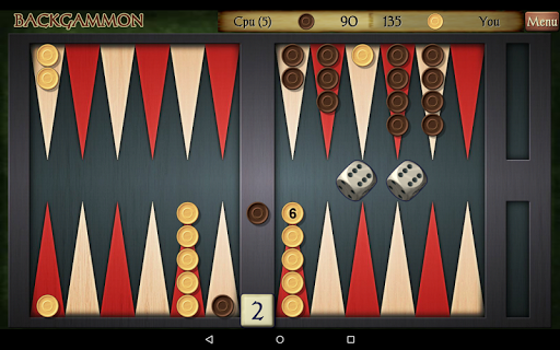 Backgammon Free 2.343 Screenshots 11