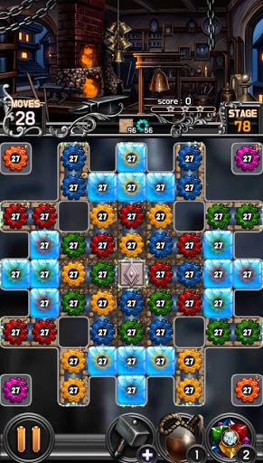 Jewel Bell Master: Match 3 Jewel Blast 1.0.1 screenshots 1