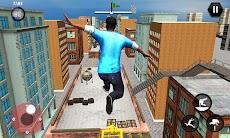 市屋上パルクール2019:無料ランナー3Dゲームのおすすめ画像4