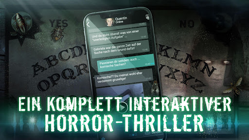 The Sign - Interaktiver Geister Horror 1.0.59 screenshots 2
