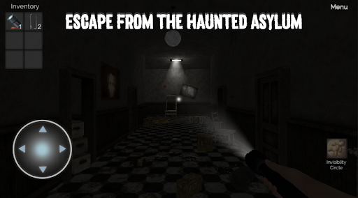 Sanity – Escape From Haunted Asylum – Horror Game