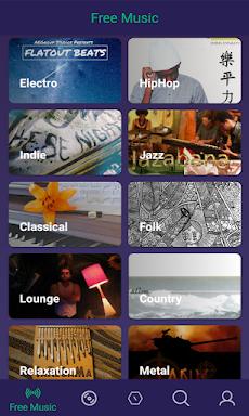 Free Music:offline music&mp3 player download freeのおすすめ画像3