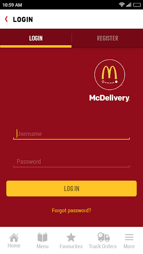 McDelivery Egypt  Screenshots 5
