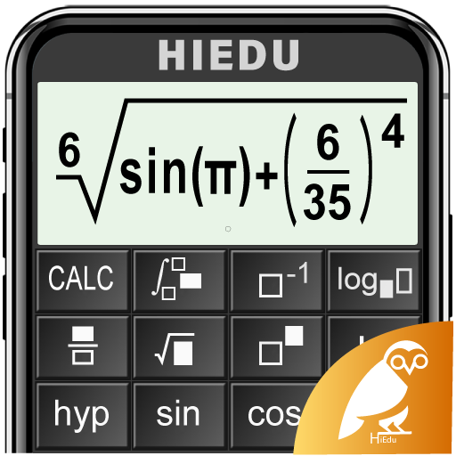 HiEdu Scientific Calculator : He-570 APK