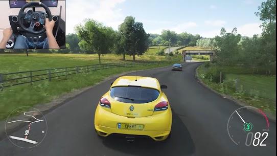 Forza horizon 4 G29 gameplay Apk İndir 1