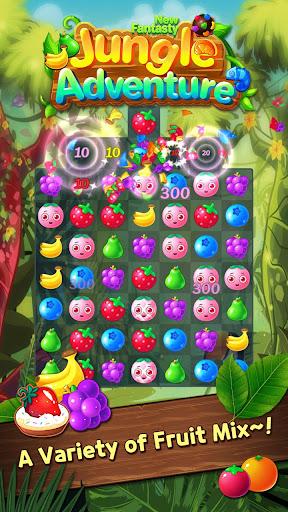 New Fantasy Jungle Adventure: Puzzle World 1.3.1 screenshots 5