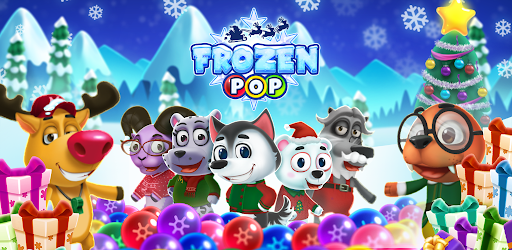 Image result for Bubble Shooter – Frozen Pop : 2021 MOD, Unlimited Money