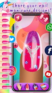 Nail Salon - Design Art Manicure Game 1.4 Screenshots 3