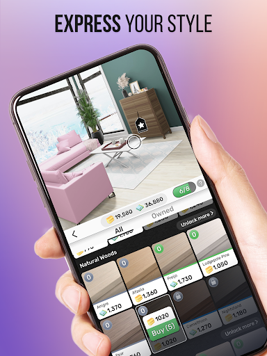 Home Design Star : Decorate & Vote 1.3.3 screenshots 15