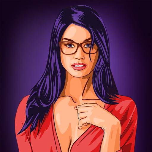 Baixar My Virtual girlfriend : Chat simulator para Android