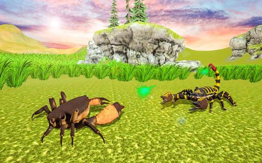 Stinger Scorpion Simulator - Giant Venom Game 2020 screenshots 1