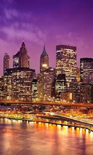City Night Live Wallpaper