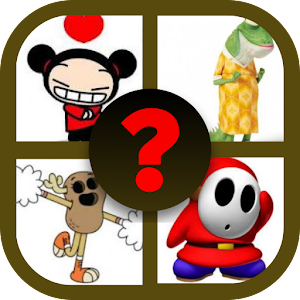 Cartoon Characters QUIZ