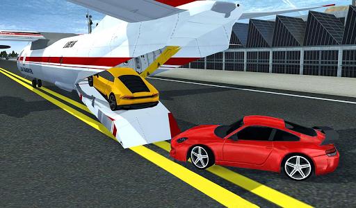 Airplane Car Transport Sim 1.7 screenshots 9