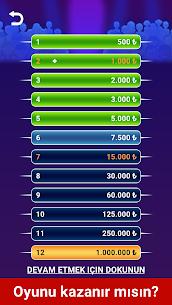 Milyoner 2021 – oyunlar 2021 ücretsiz Full Apk İndir 3