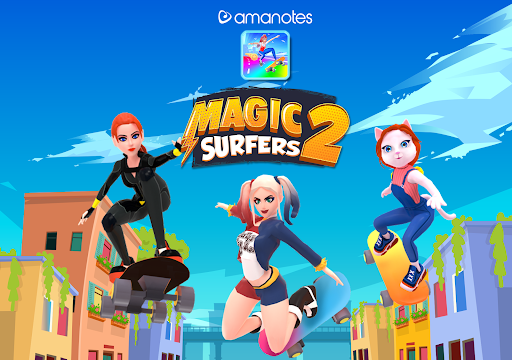 Magic Surfers 2  screenshots 24