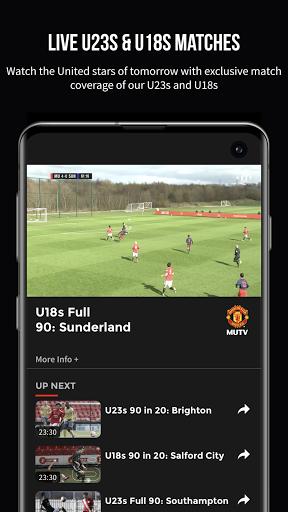 MUTV u2013 Manchester United TV screenshots 4
