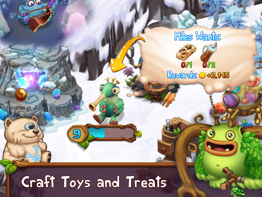 My Singing Monsters: Dawn of Fire 2.5.0 Screenshots 8