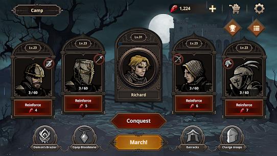 King's Blood Mod Apk: The Defense (Unlimited Bloodstones) 9