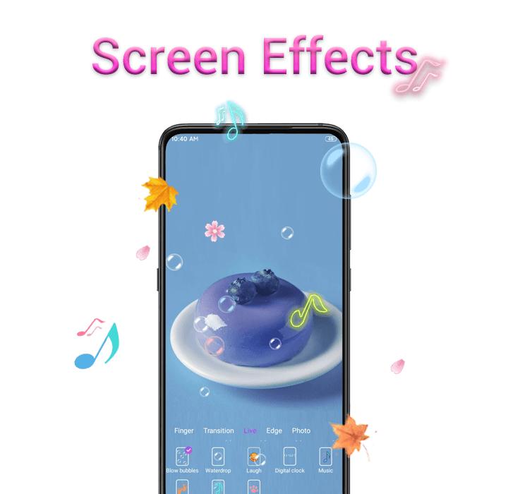 3D Effect Launcher - Cool Live Effect, Wallpaper  poster 2