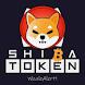 Cryptocurrency shiba (SHIB) Token Price chart live