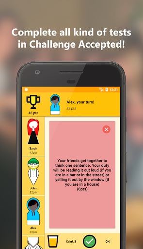 Drink & Smiles: Drinking games 4.0.23 screenshots 2
