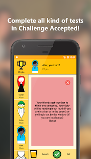 Drink & Smiles: Drinking games Screenshot
