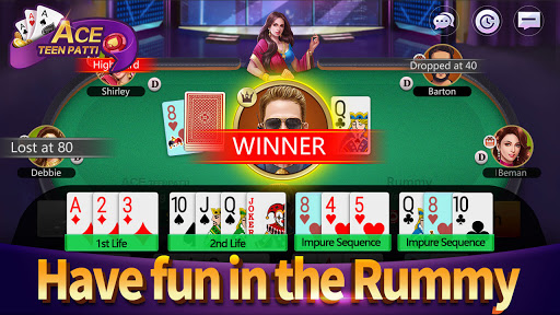 AceTeenPatti 1.0.0.10 screenshots 2
