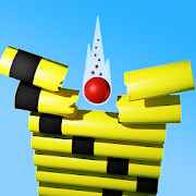 Smash Ball: Fall down & crush stack 3D