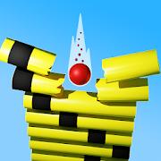 Stack Ball : Blast all colorful bricks 3d