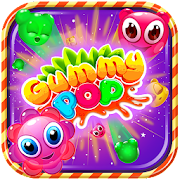 Gummy Pop : Chain Reaction & Kids Puzzle Game