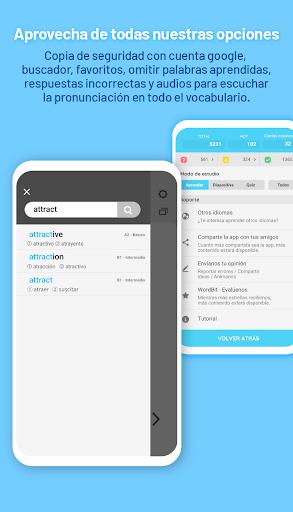WordBit Inglu00e9s (pantalla bloqueada) android2mod screenshots 10