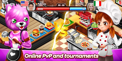 Cafe Panic: Cooking Restaurant 1.27.69a screenshots 4